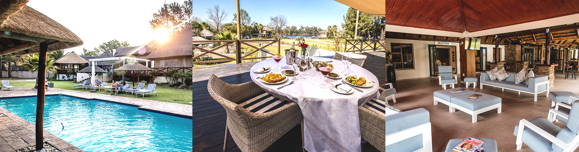 Vaal River Lodge and Spa Venue
